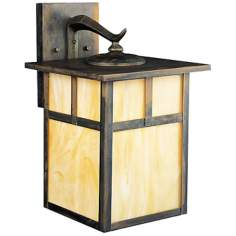 "Kichler Alameda 14 1/2"" High Outdoor Wall Light"