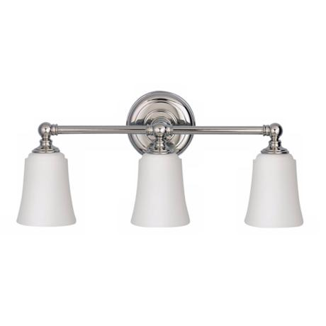 Murray Feiss Hugenot Lake Three Light Bath Light Fixture