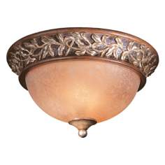 "Jessica McClintock Salon Grand 12 3/4"" Wide Ceiling Light"