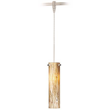 Silva Blown Glass Tech Lighting MonoRail Pendant Light