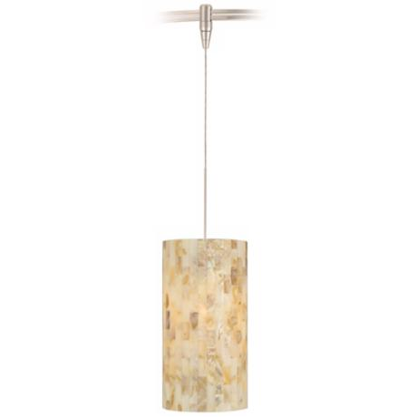 Playa Natural Tech Lighting MonoRail Pendant Light