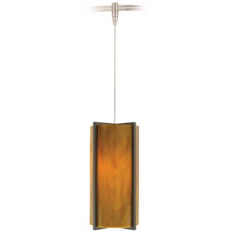 Essex Beach Amber Tech Lighting MonoRail Pendant Light