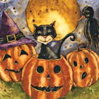 Halloween wall art - 83086