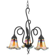 Vantaggio Collection Three Light Chandelier