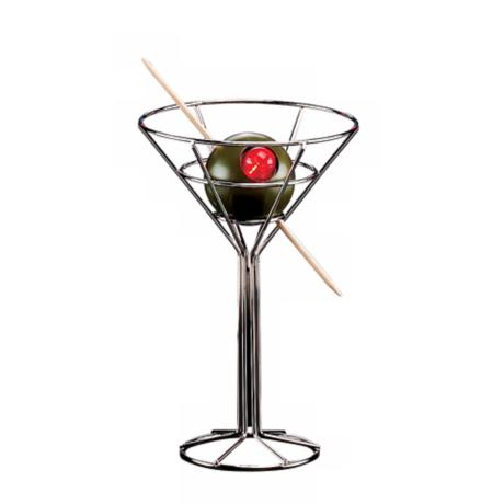 Mini Martini Accent Table Lamp