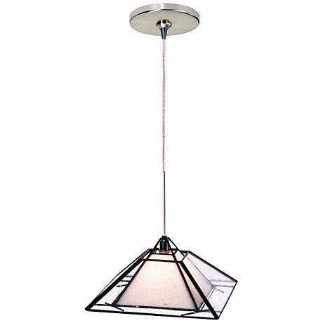 Oak Park Clear Tech Lighting Mini Pendant Light