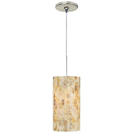 Playa Natural Tech Lighting Mini Pendant Light