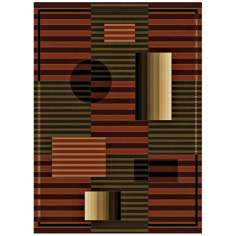 Desert Sunset Area Rug