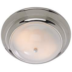 "Clayton Flush Mount 14"" Wide Ceiling Light"