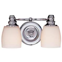 Murray Feiss Bentley Two Light Bathroom Fixture