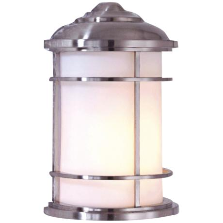 "Lighthouse Collection 11"" High Outdoor Wall Light"