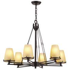 Forecast Kellar's Collection Bronze Six Light Chandelier