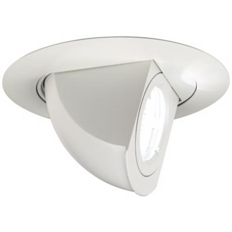 "Juno 4"" Low Voltage Adjustable Angle Recessed Light Trim"