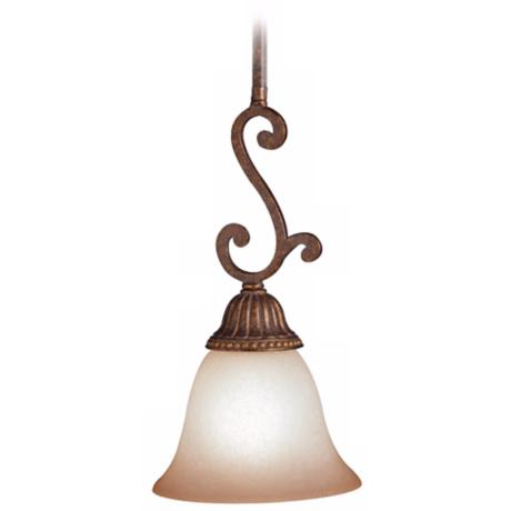 Larissa Collection Mini Pendant  Chandelier