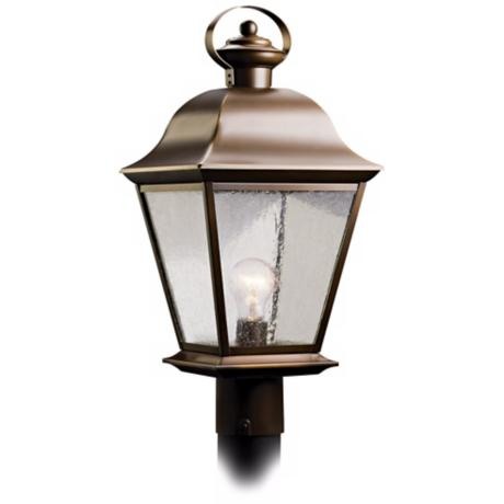 "Kichler Mount Vernon 20 1/2"" High Outdoor Post Light"