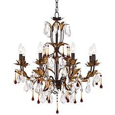 Kathy Ireland Chandeliers By LampsPlus