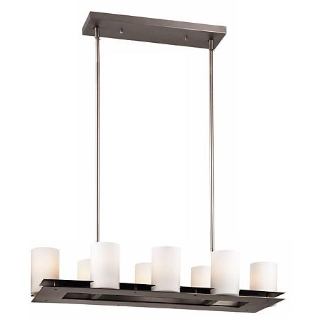 Forecast Ingo Collection Eight Light Island Chandelier