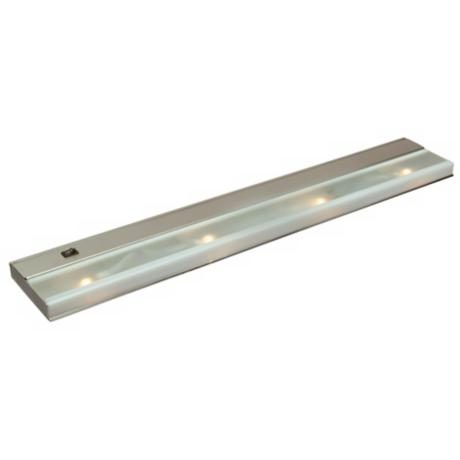 "30"" Wide Xenon Stainless Steel Under Cabinet Light"