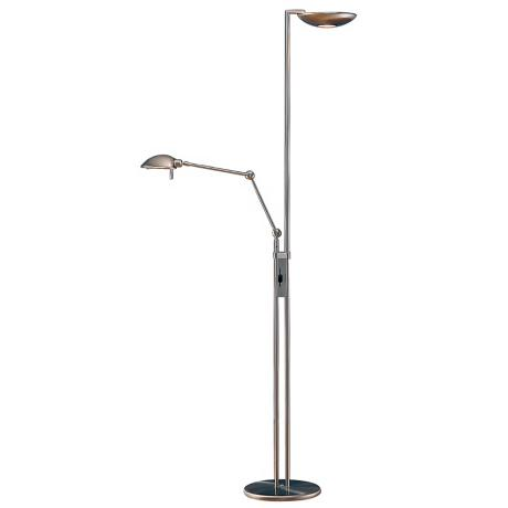 Holtkoetter Swing Arm Adjustable Floor Lamp