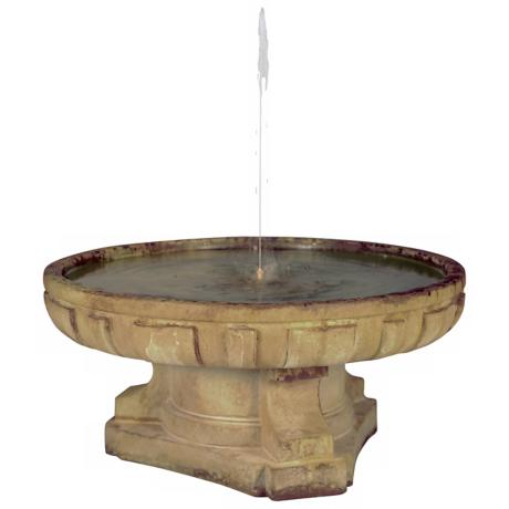 Henri Studios Regal Dish Fountain