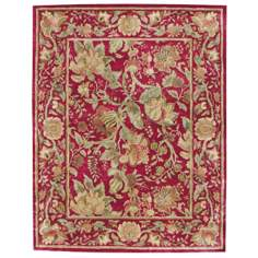 Martha's Vineyard Rouge Area Rug