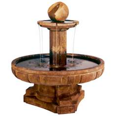 Henri Studios Regal Sphere Fountain
