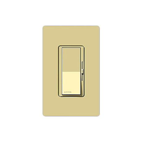 Lutron Diva 600W 3-Way Ivory Dimmer