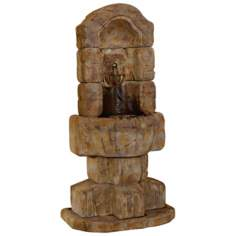 Granada Lavabo Outdoor Wall Fountain