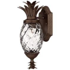 "Hinkley Anana Plantation Collection 15"" High Outdoor Light"