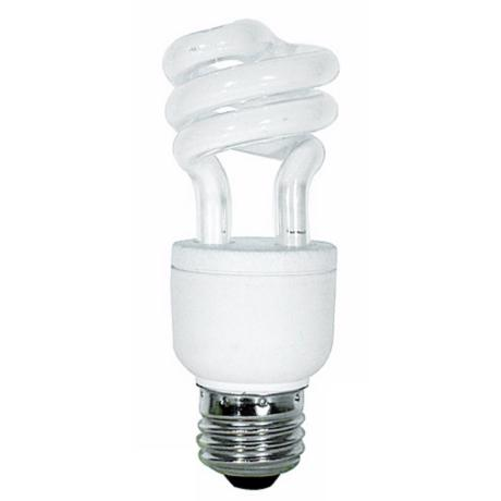 ENERGY STAR 13-Watt Daylight Compact Fluorescent Light Bulb