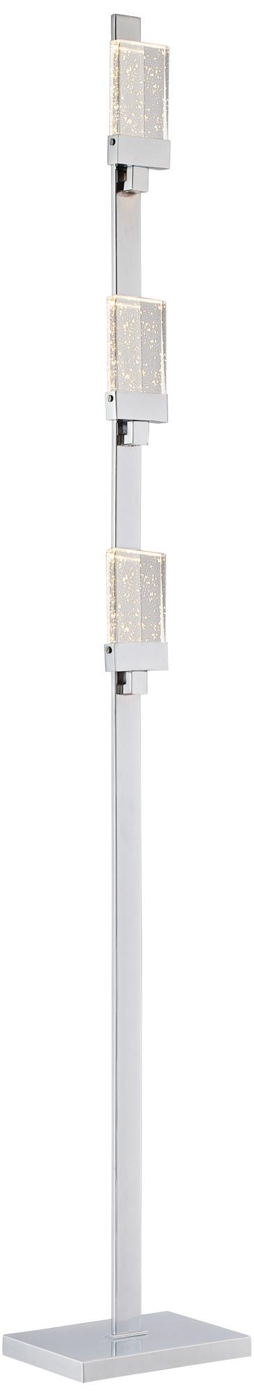 Possini Euro Karista 3-Light LED Floor Lamp (8C032)