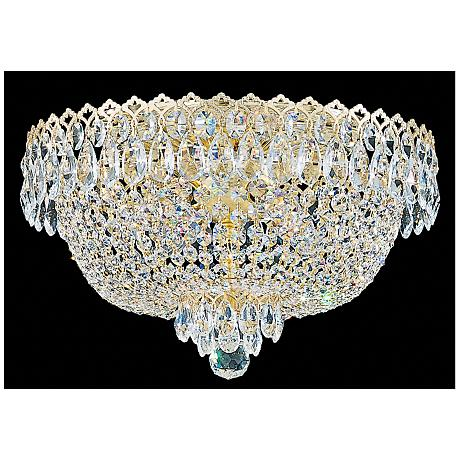 "Schonbek Camelot 15 1/2"" Wide Aurelia Ceiling Light"