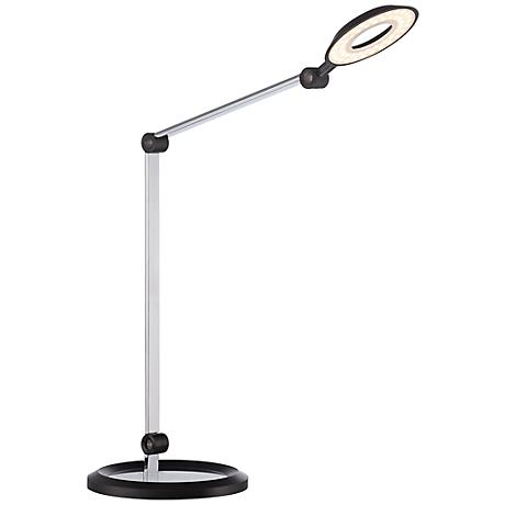 George Kovacs Mason Chrome LED Desk Lamp