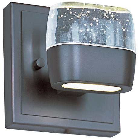 "ET2 Volt 5"" Wide Bronze LED Bath Light"