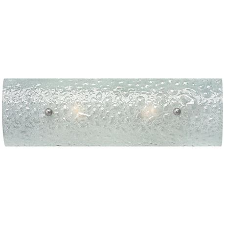 "Hinkley Costa 17 3/4"" Wide Brushed Nickel Bath Light"
