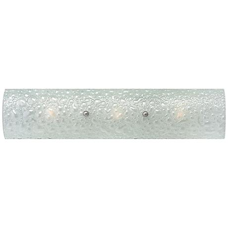 "Hinkley Costa 24"" Wide Brushed Nickel Bath Light"