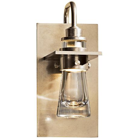 "Hubbardton Forge Erlenmeyer 9 1/2""H 1-Light Wall Sconce"