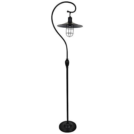 Crestview Collection Harbor Side Floor Lamp