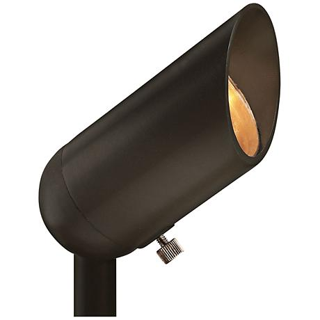 Hinkley Landscape Bronze 8 Watt LED Accent Spot Light