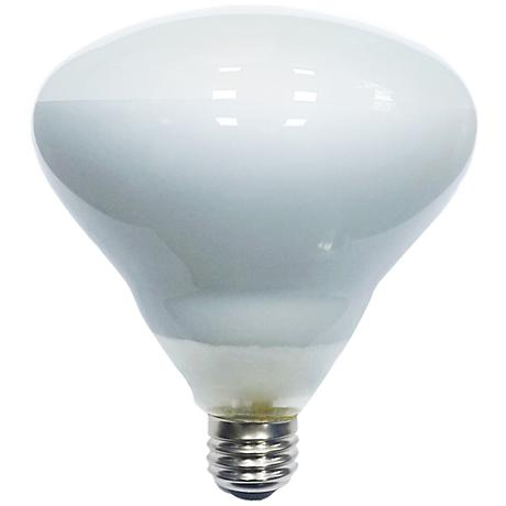 8 Watt LED BR38 Frosted Filament Light Bulb