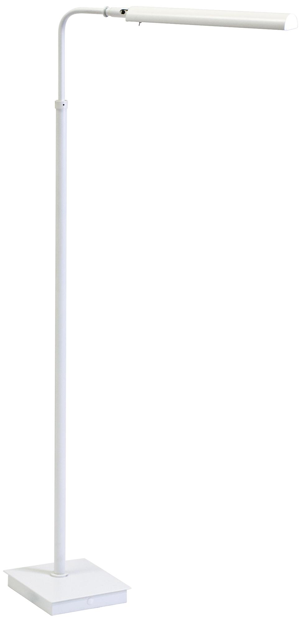 House of Troy Generation Pharmacy White LED Floor Lamp (8X365)