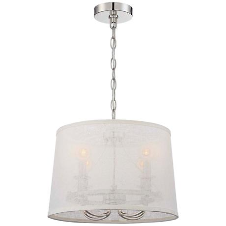 "Culver Collection 15"" Wide Pendant Chandelier"