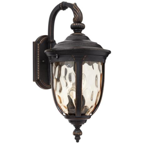 "Bellagio™ Collection 20 1/2"" High Outdoor Wall Light"