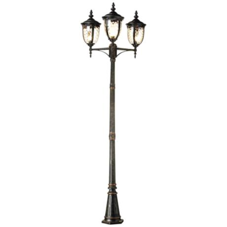 "Bellagio™ Collection 96"" High Outdoor Street Lantern"