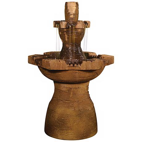 Henri Studio Grenoble Relic Barro 2-Tier Fountain