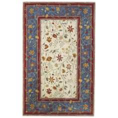 Sovereign Ivory Area Rug
