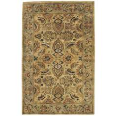 Sovereign Gold Area Rug