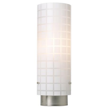 Frosted Squares Acrylic Shade Accent Light