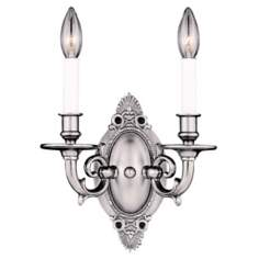 Williamsburg Two Light Wall Sconce