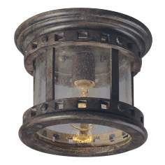 Santa Barbara™ Mission Ceiling Light Fixture
